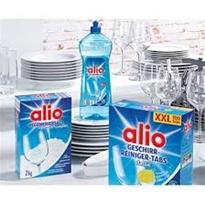Viên rửa bát finish allin1 , bột rửa bát somat dùng cho máy - 7